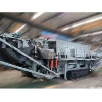 Buy cheap Crawler type Mobile Crushing Plant from wholesalers
