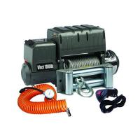 Winch with Air Compressor 10000lb Winch with Air Compressor (SQ10000) Manufactures