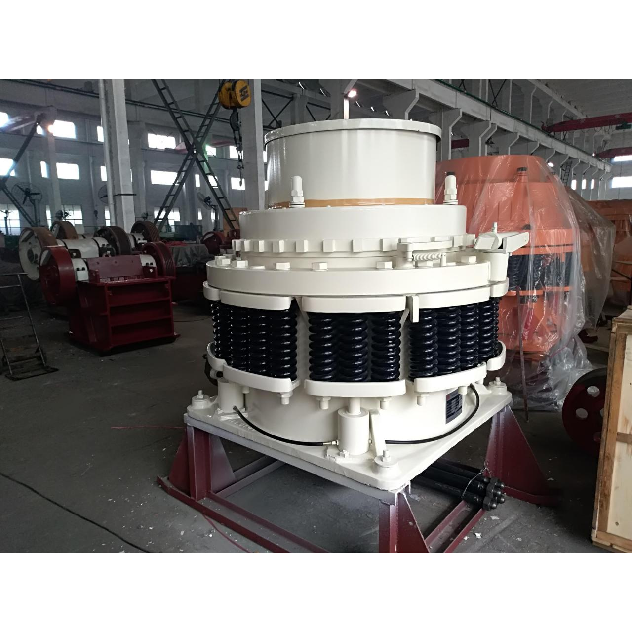 Mining Machinery Parts PY Cone crusher Manufactures