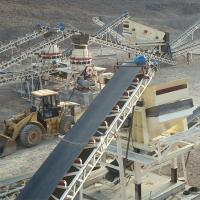 Mining Machinery Parts STATIONARY CRUSHING PLANT Manufactures