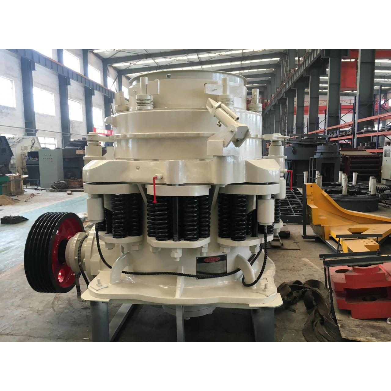Mining Machinery Parts SYMONS CONE CRUSHER Manufactures
