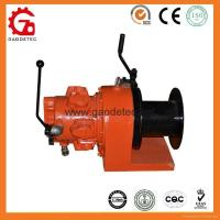 Quality 1 ton Piston Air Winch for sale