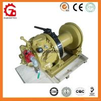 Quality 3 ton Anti-explosion mining used piston air winch for sale