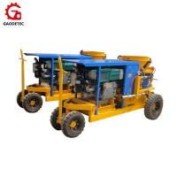 Quality fast delivered GZ-9 spraying concrete machine for sale