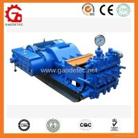 Quality GDB 100/20 grouting pump mainly used in dam foundation for sale