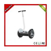 China Esway ES1402 Transportation Speed 18km/h Smart Balance Electric Scooter(white) on sale