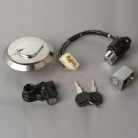 China After market replace CBT125 motorcycle lock set fuel tank lock set on sale