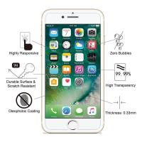 Buy cheap Heroshieldz iPhone 7 Plus Tempered Glass Screen Protector from wholesalers
