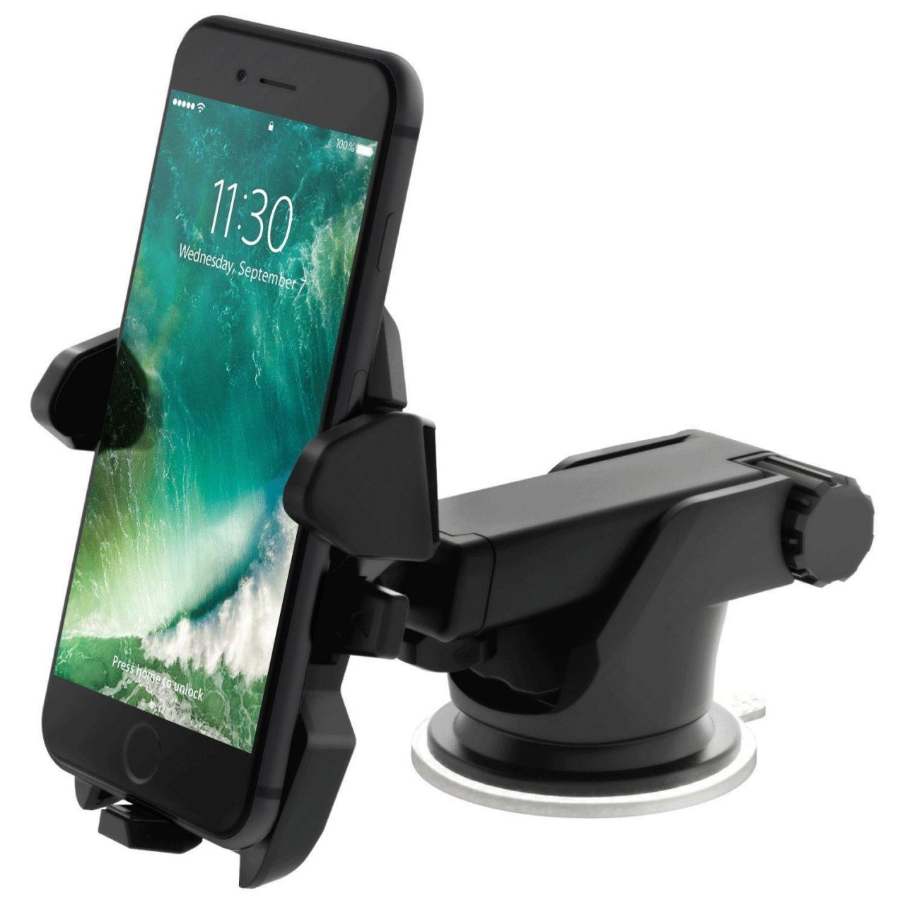 Buy cheap HeroShieldz Easy One Touch 2 Car Mount Holder for iPhone 7s 6s Plus from wholesalers