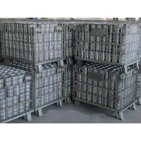 Folding storage cage; Turnover of cage Manufactures