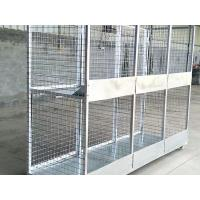 Buy cheap The express sorting cage ; storage cage from wholesalers