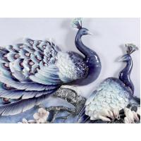 3D relief wall art painting Manufactures