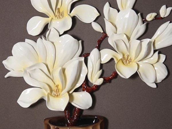 Quality 3D Flower Painting-FD562 for sale