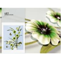 3D Flower Wall Decor Painting -FD392 Manufactures