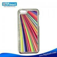 Sublimation Blank Bling Phone Case for iphone5C Manufactures