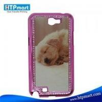 Sublimation Blank Bling Phone Case for Sumsung Note2 Manufactures