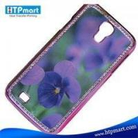 Sublimation Blank Bling Phone Case for Sumsung S4 Manufactures