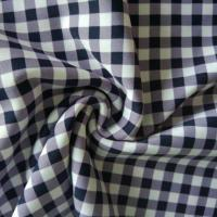 Buy cheap Wholesale 2018 New Fashion 78% Polyamide 22% Elastane Print Plaid Fabric for Swimwear And Underwear from wholesalers