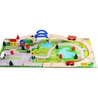 Buy cheap Wooden toy Tomas traffic railway from wholesalers