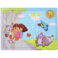 Buy cheap Wooden toy jigsaw puzzle from wholesalers