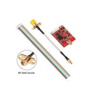 Makerfire FPV Transmitter 5.8Ghz VTX 48ch 7-26V 25/200/500mW Pit Mode Switchable MMCX to RP-SMA Fema Manufactures
