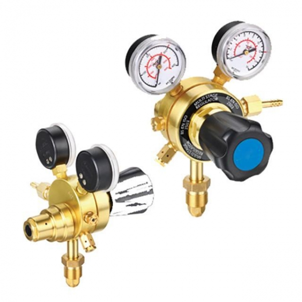 Quality CR2800 Double Stage Oxygen & Acetylene Regulator for sale