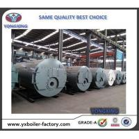 China CE Certificate 0.5-20ton Good Performance heavy oil fired best rated oil boilers on sale