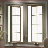 tempered glass window doors push out casement window latest window design aluminum casement window Manufactures