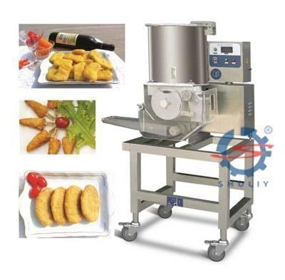 Quality Hamburger Meat Pie Making Machine for sale