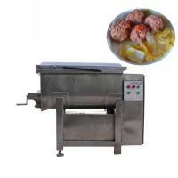 Meat Food Stuffing Mixer Manufactures