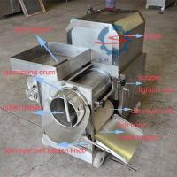 Automatic Fish Meat And Bone Separator Machine Manufactures