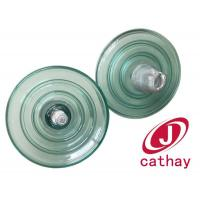 Glass Insulator for Electrified Railway Catenary Manufactures