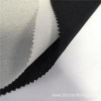 Woven fusible shirt interlining fabric for collar placket Manufactures