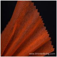 Shrink-Resistant thermo-bonded adhesive nonwoven interlining Manufactures