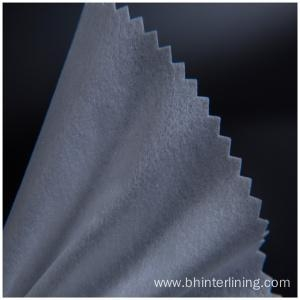 Quality Cotton woven interlining fabric for hat and cap for sale