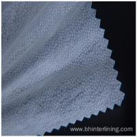 Double dot nonwoven fusible interlining/lining for clothing Manufactures