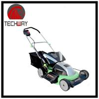 China Garden Tools 19inch 24V Cordless Lawn Mower on sale