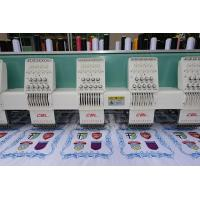 China Flatbed Type Model:Normal Speed Flatbed Embroidery Machine on sale