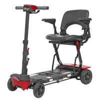 Buy cheap S204311M Folding Electric 4-Wheel Scooter from wholesalers