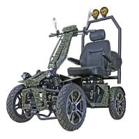 China S6011 4WD All Terrain Mobility Scooter on sale