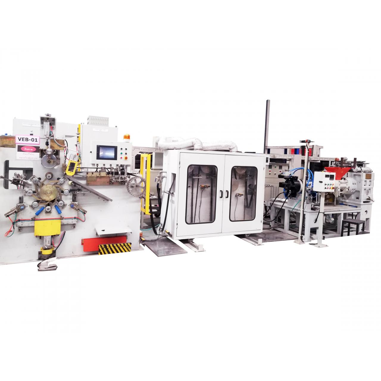 Bead apexing production line Manufactures