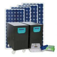 Buy cheap Good price solar power system off grid 10kw 20kw 80kw solar panel with battery from wholesalers