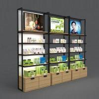 Buy cheap Cosmetic and makeup display wall unit-6 from wholesalers