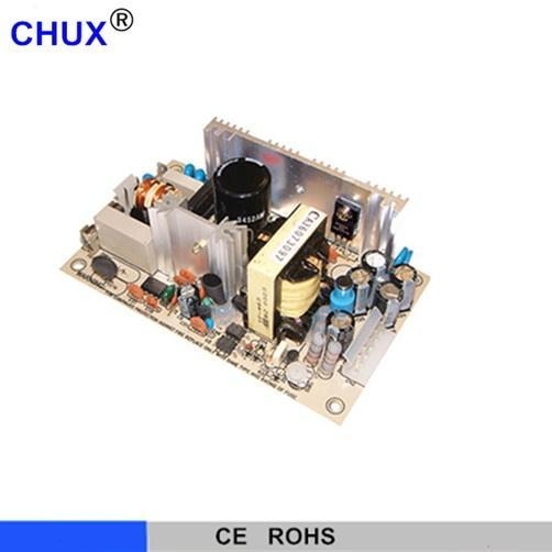 Quality Open Frame Switching Power Supply PS-65 65w 12v 24v 5v On PCB Board Type SMPS for sale