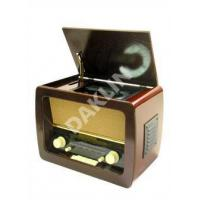 Antique Style 4 Bands Radio CD player Manufactures