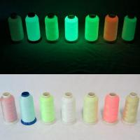China Luminous Embroidery Thread on sale