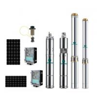 China Farm,Irrigation MPPT Controller Brushless Deep Well Submersible Solar Powered Water Pump on sale