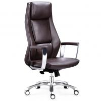 China High back Leather office chair for office by office furniture manufacturer on sale