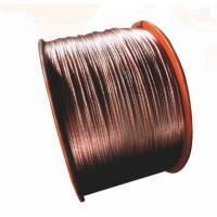 Buy cheap CCA Stranded Wire from wholesalers