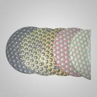 Marble dry polishing pads Manufactures